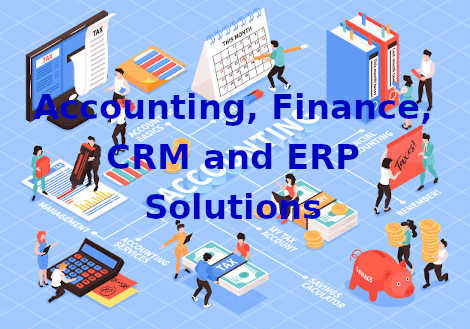 Accounting crm software development