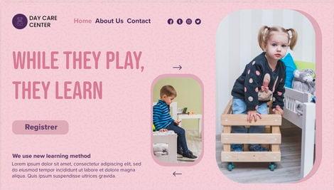 Education Website Design Packages