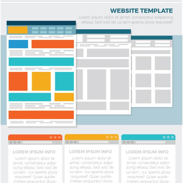 Template Design, website template design, web template maker, wordpress templates development, theme development